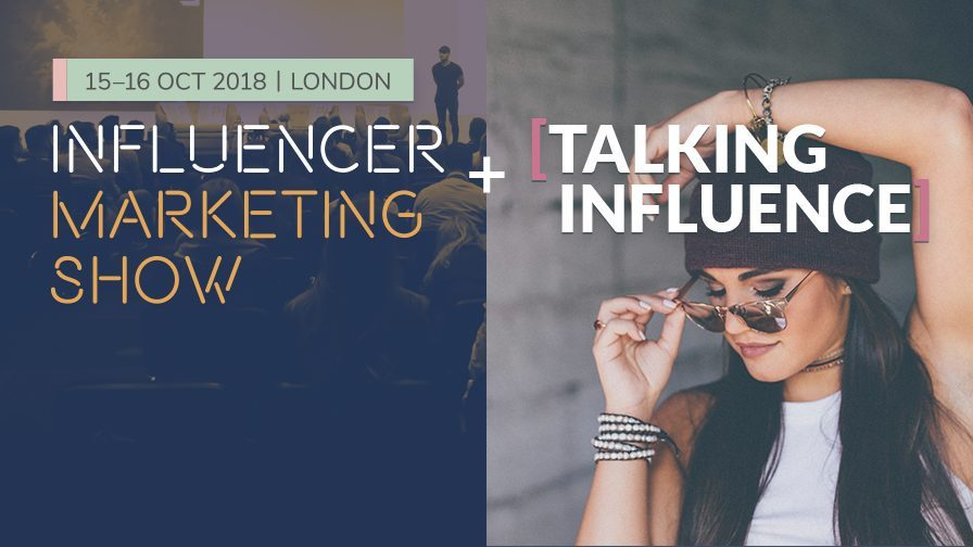 Influencer Marketing Show 2018