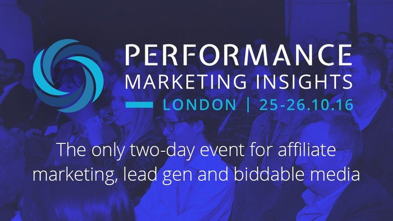 Performance Marketing Insights: London 2016