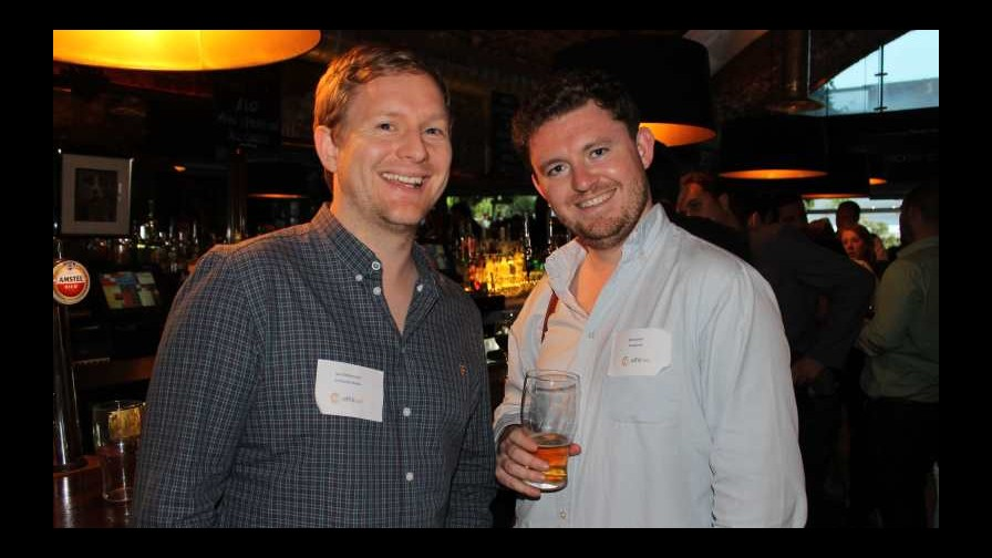 Neil McDermott, Co-Founder, Venturian Media; Rob Durkin, Co-Founder and CEO, FusePump