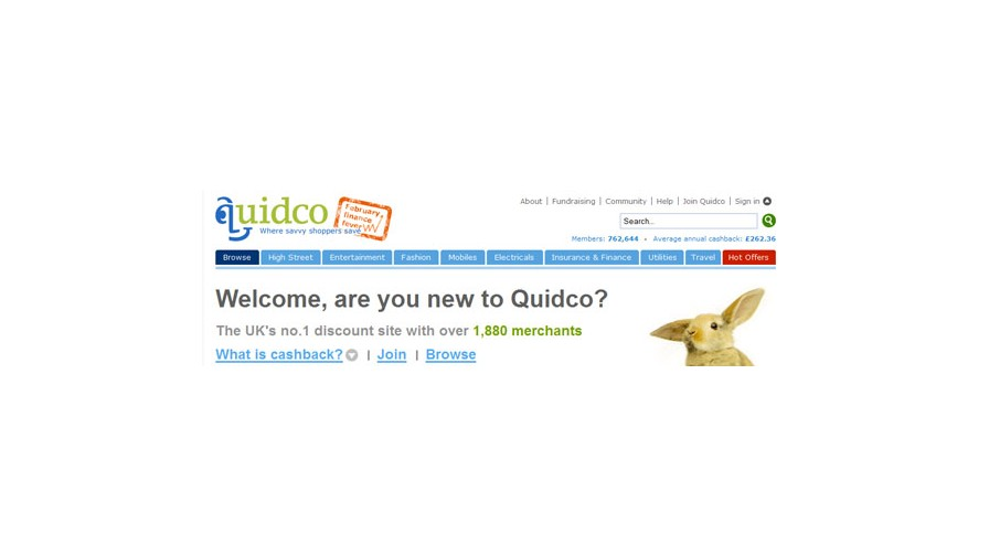 Former TradeDoubler IPD Andreas Andreou Joins Quidco
