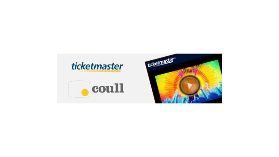 Ticketmaster UK partners with Coull