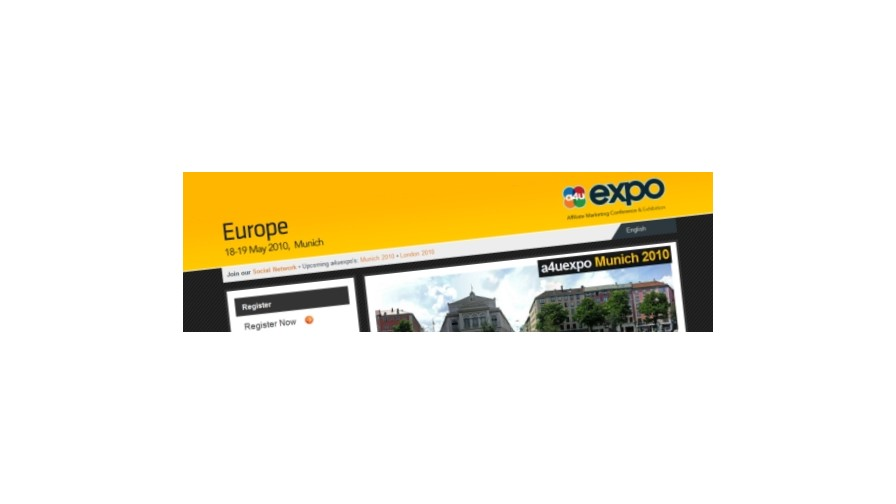 a4uexpo Europe - What's in it for UK Affiliates?