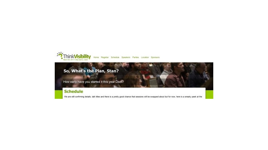 A4u Media Partners for Think Visibility - thehodge Q&A