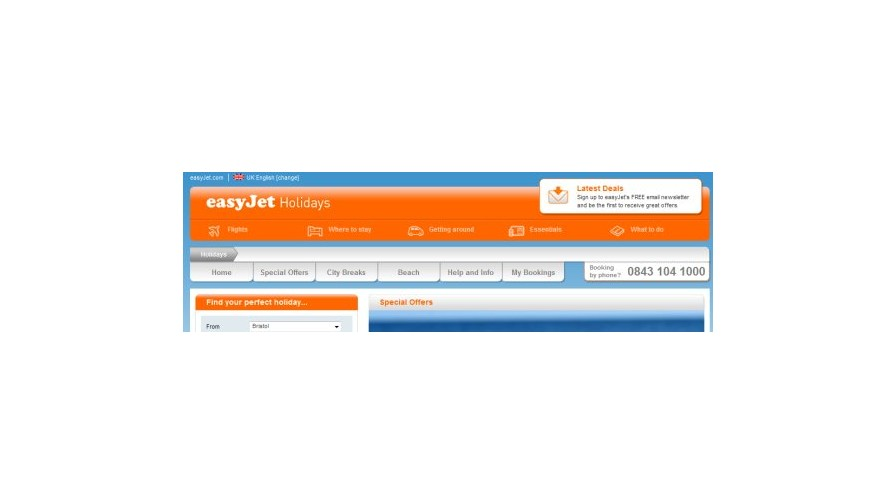 easyJet Holidays Affiliate Programme Takes Off with Webgains