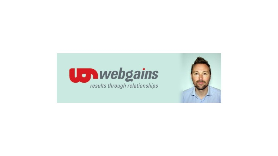 Webgains Appoints Stephen Kerin as Client Services Director