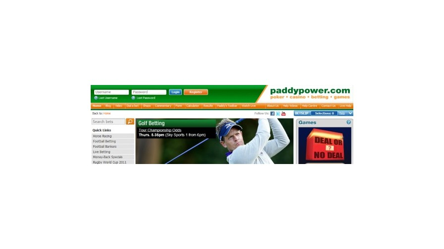 A4u Programme Of The Week: Paddy Power