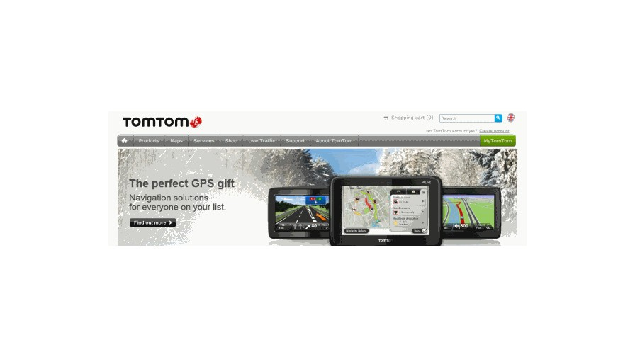 A4u Programme Of The Week: TomTom