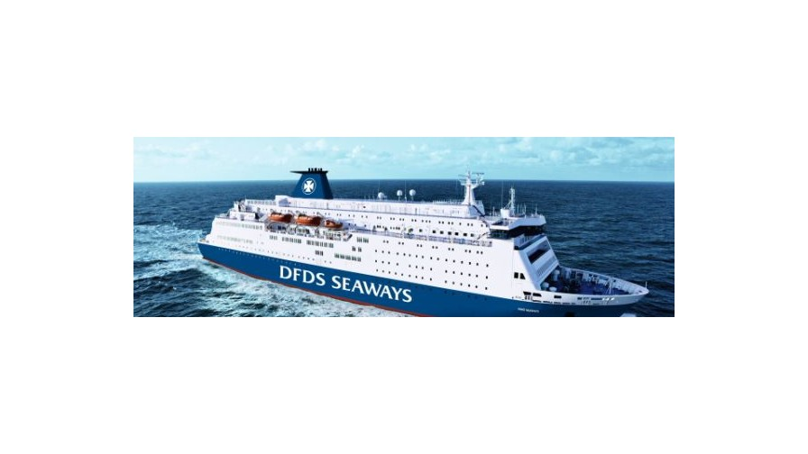 DFDS Seaways on its competition and publishers - Q&A