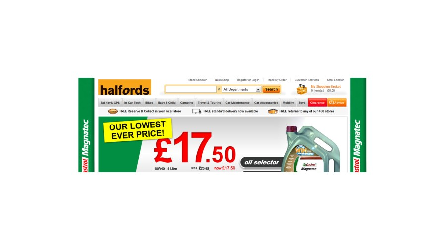 A4u Programme of the Week: Halfords