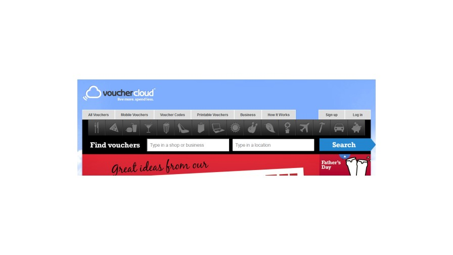 Vodafone & Vouchercloud in M-Commerce tie-up