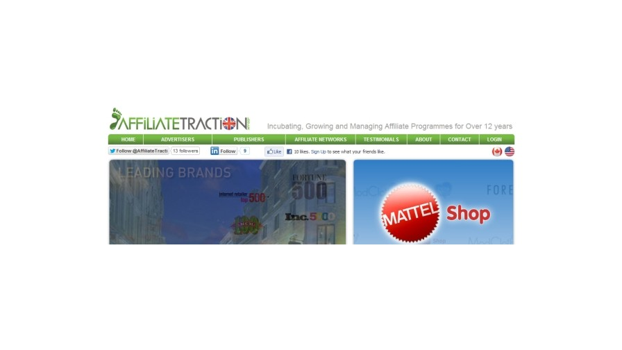AffiliateTraction moves into UK