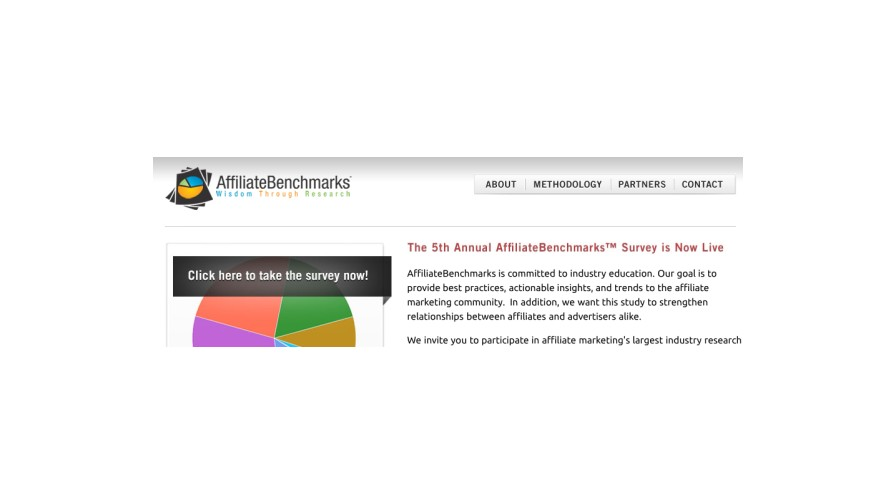 Take Part In The AffiliateBenchmarks Global Affiliate Survey