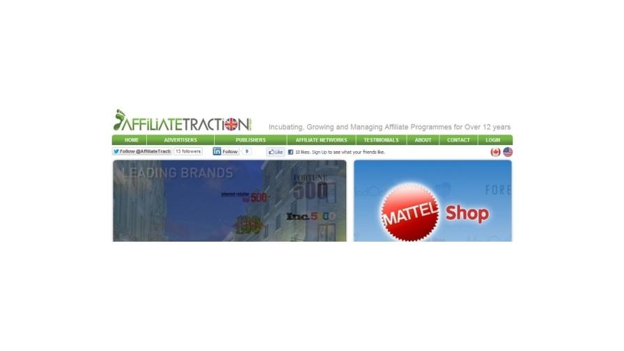AffiliateTraction joins forces with Affiliate Window