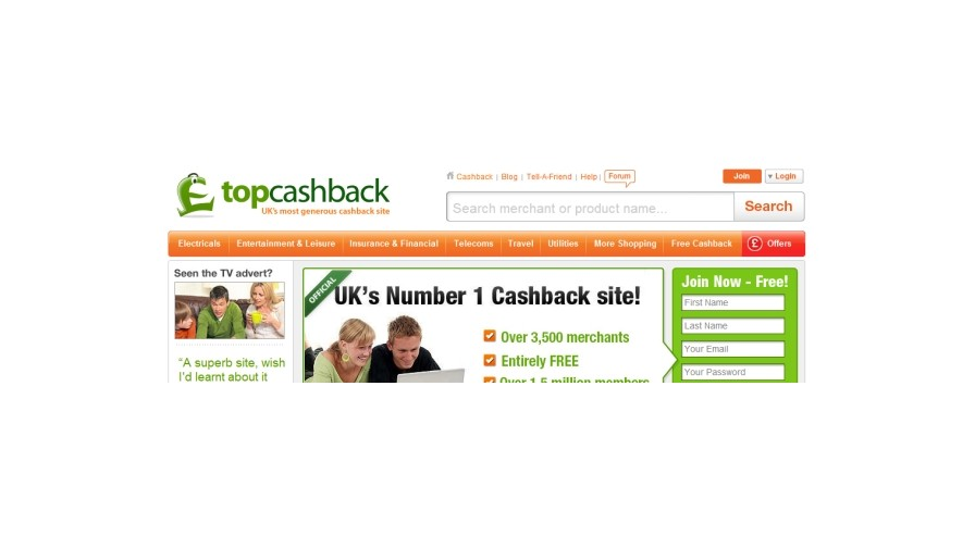How CRE helped Top CashBack into fastest-growing company list