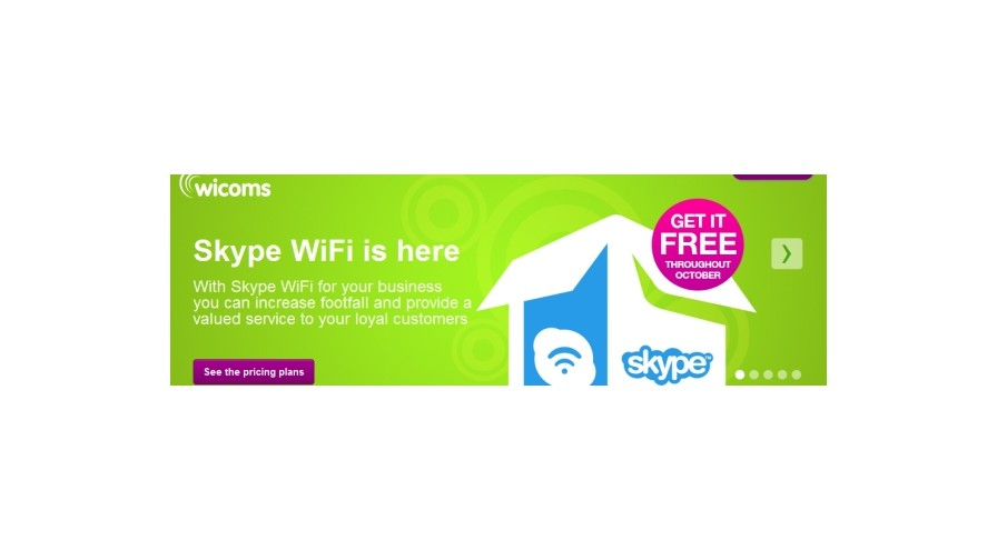 Skype Offer Free WiFi Hotspots to Brick & Mortar Businesses, Increasing Opportunities for Publishers
