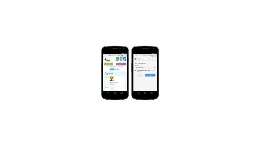 Google Wallet goes mobile
