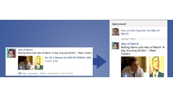 Facebook Page Post Ads Proven Superior to Standard Ads