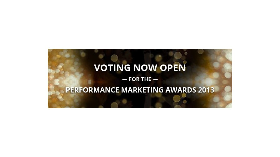 Publishers and Advertisers; Place your Votes for the Performance Marketing Awards 2013