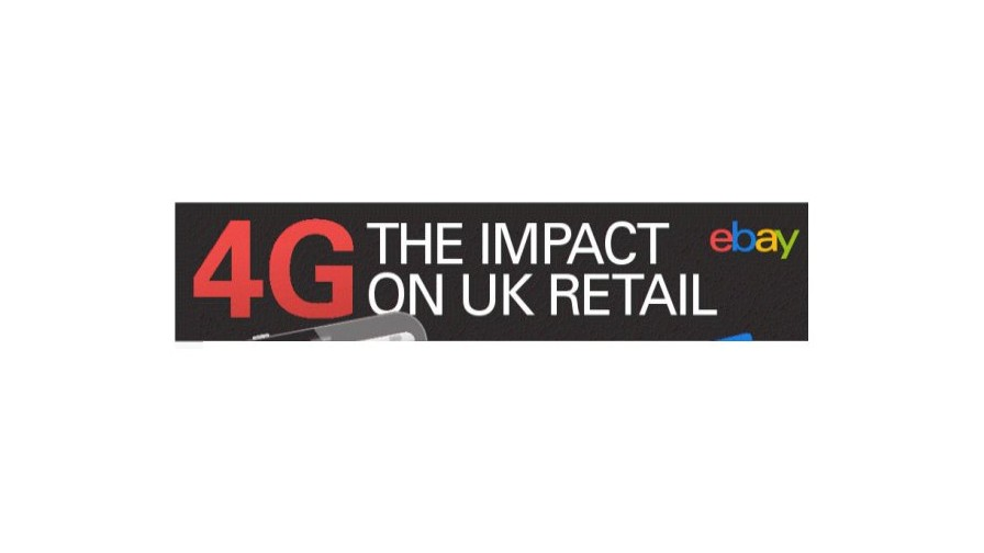 Imminent 4G set to Offer £1.8bn Boost to UK Retail