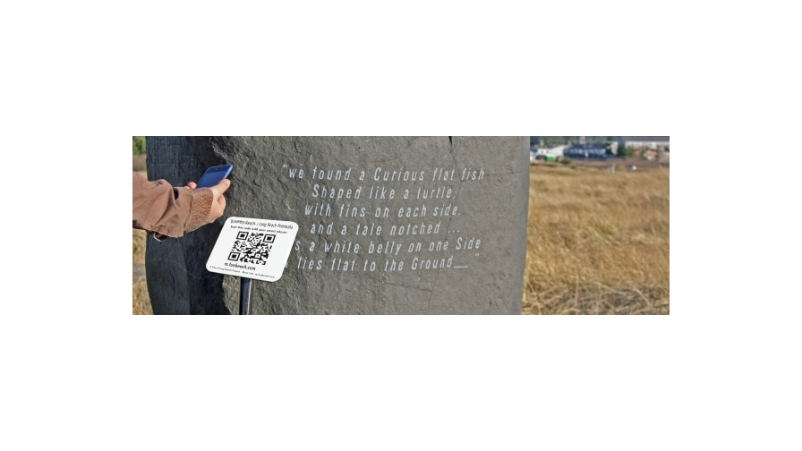 Will Invisible Marker Images Better QR Codes?