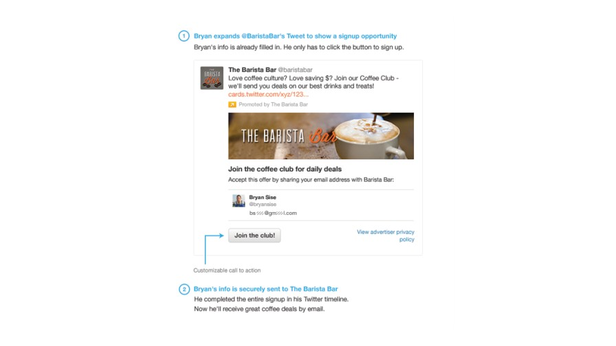 What Does Twitter's Lead Generation Card Mean for the Industry?
