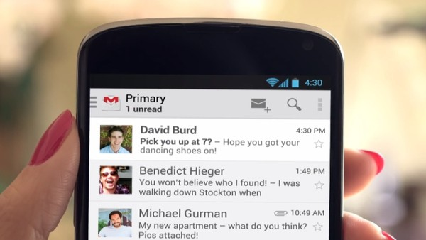 Why Email Interaction is Even More Important Since Gmail's Redesign
