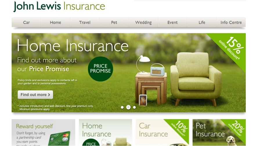 Insurance the John Lewis Way