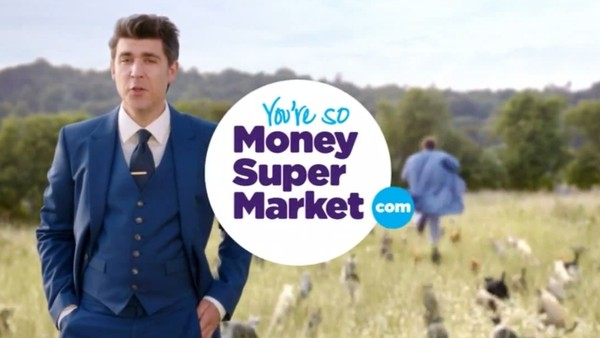 Automated Ad Buying Gives MoneySuperMarket a Headache