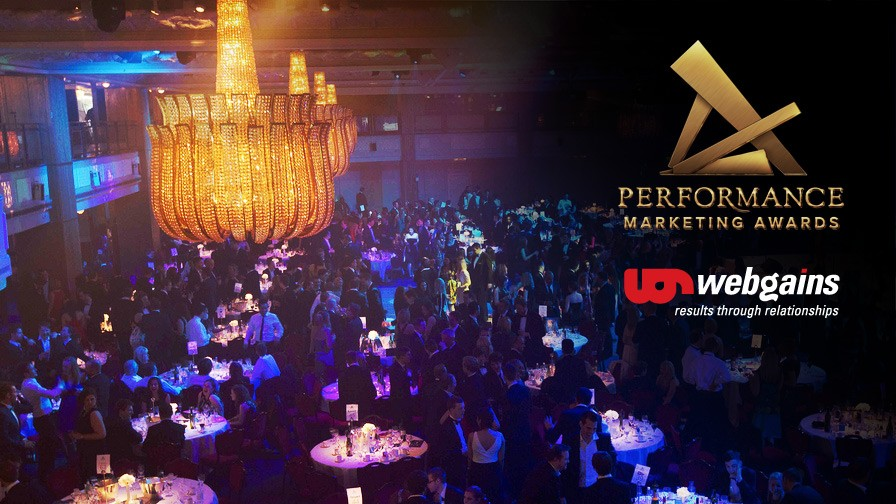 Webgains Unveiled as Co-Sponsor of the 8th Annual Performance Marketing Awards