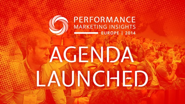 Agenda Announced for Performance Marketing Insights: Europe