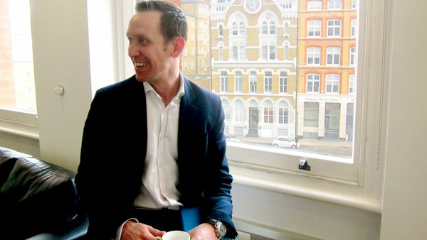 INside the Boardroom: UK MD at Sociomantic Labs, Gavin Wilson