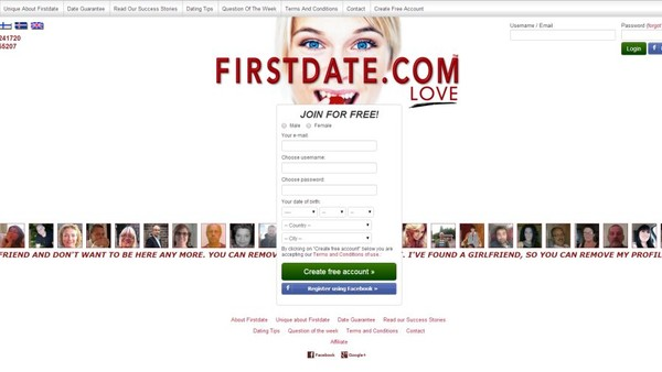 Nordic Company Firstdate Striding Ahead of Competitors