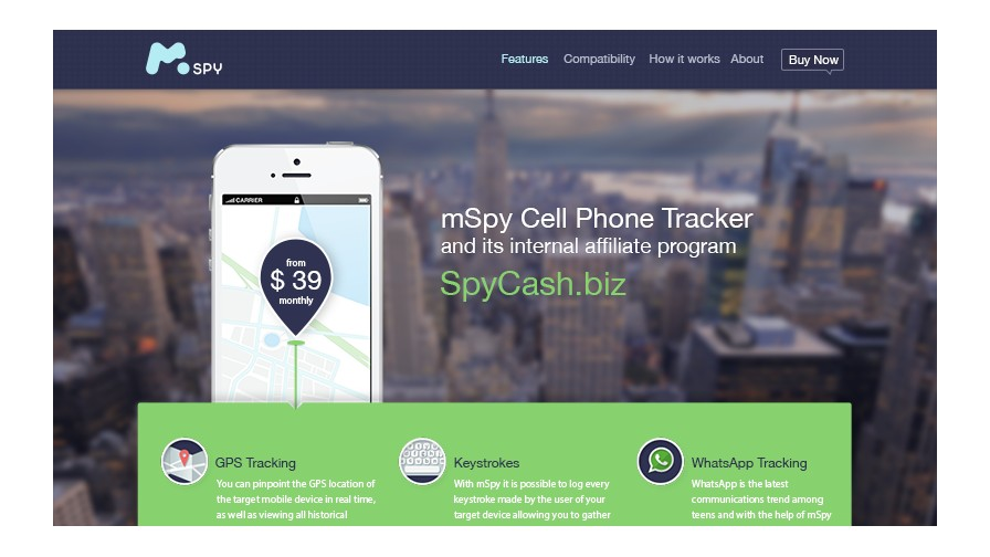 Cell Phone Monitoring Solution  mSpy Building Up Affiliate   Recognition
