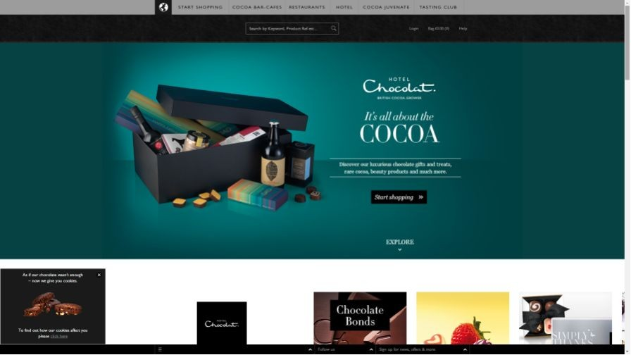 Growing Business Like Cocoa, with Hotel Chocolat