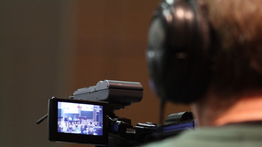 Online Video - Engaged and Set for the Big Stage
