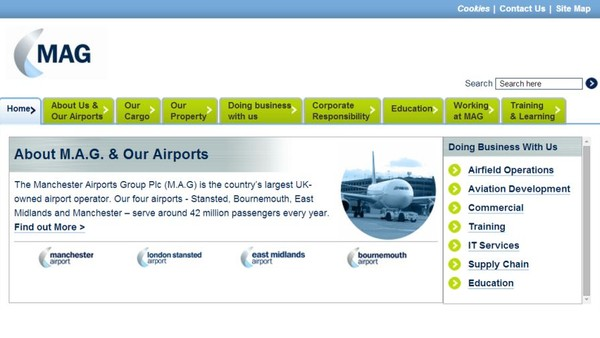 Manchester Airports Group Launch Multiple Affiliate Programmes with Webgains