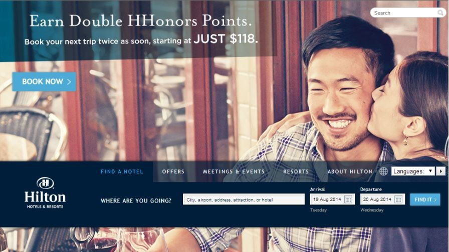 Hilton Hotels Offers Global Affiliate Programme