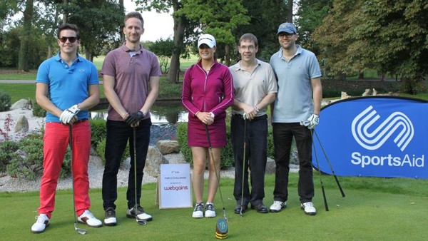 INside Events: Quidco and SportsAid Host Charity Golf Day