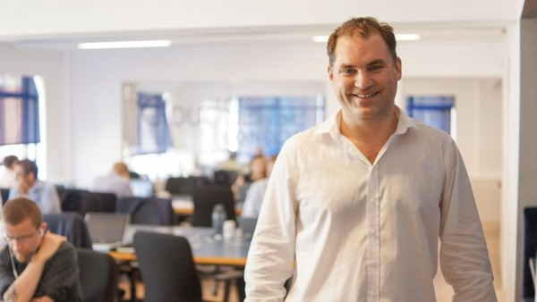 INside the Boardroom: Richard Britton, Co-Founder and CEO at CloudSense