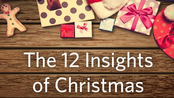 Struggling with Christmas shopping? It's all about insight…