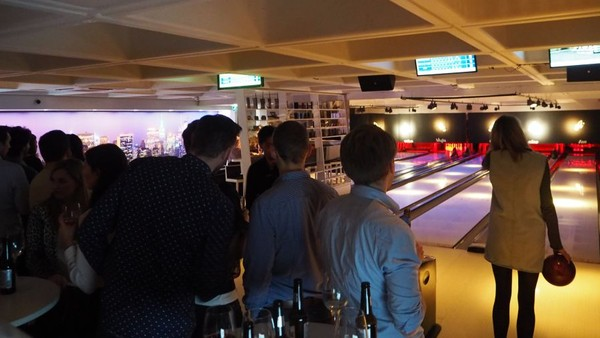 INside Events: CJ by Conversant Host 'Thank you for 2014' Bowling Evening