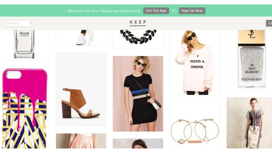 Shoppable Bookmarking Site Keep.com Launches Affiliate Program