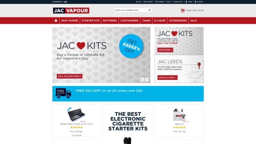 JAC Vapour Shaking Up the Affiliate Industry