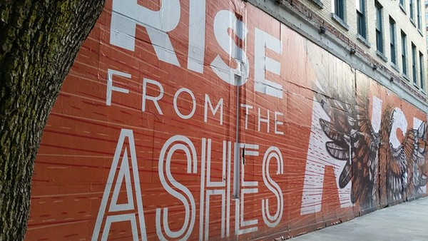 Advertising Markets Rise from Ashes of the Recession