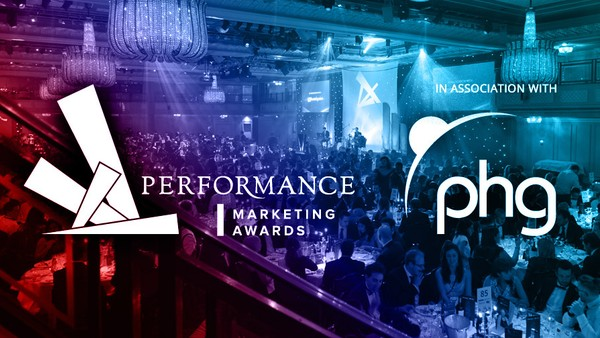 PHG Unveiled as Co-Sponsor of Performance Marketing Awards 2015