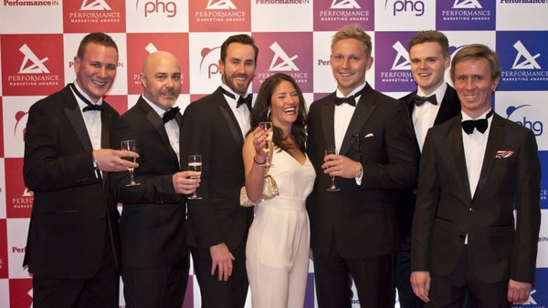 INside Events: The Performance Marketing Awards 2015 in Pictures