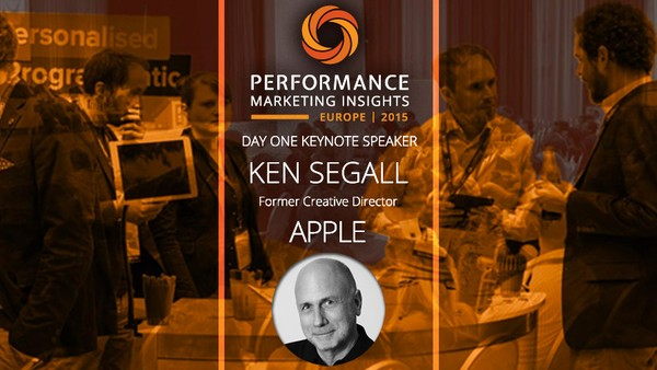 Apple's Former iMan to Keynote Performance Marketing Insights
