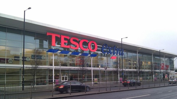 Tesco is No.1 Supermarket for Mobile Search Visibility
