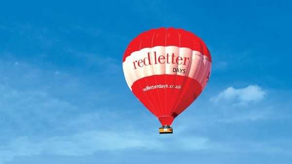 Get the Heart Racing with Red Letter Days' Affiliate Programme