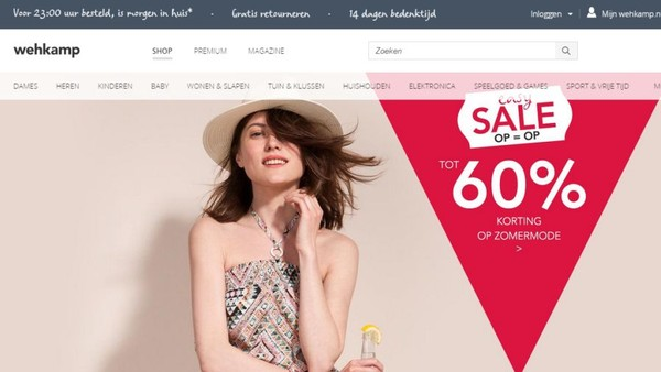 Key Dutch E-Commerce Stores to Change Over to UK Hands for €450 Million